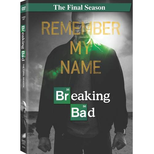 BREAKING BAD-FINAL SEASON (DVD/WS 1.78/DOL DIG 5.1/DSS/3 DISC)