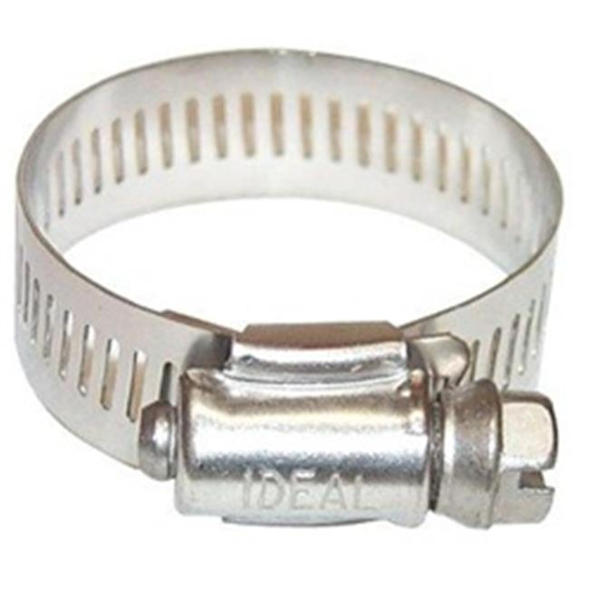 Ideal 420-6420 0.75 - 10.75 in. 64 Combo-Hex Hose Clamp - Pack of 10 - image 1 of 1
