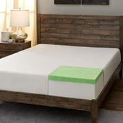 Comfort Dreams Select-A-Firmness 9-inch Queen-size Memory Foam Mattress Soft