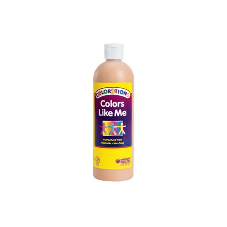 Colorations Colors Like Me Multicultural Paint, Cinnamon - 16 oz. (Item # CMCI)