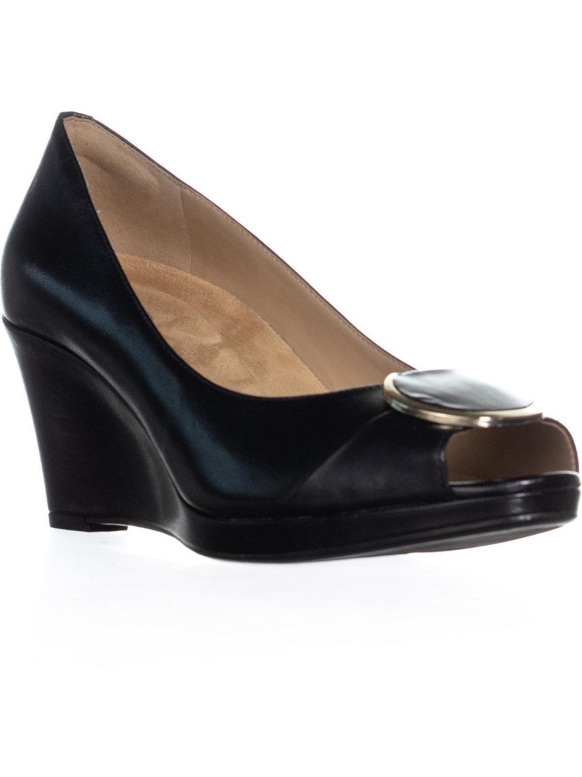 0b8699f4a381 naturalizer - Womens naturalizer Ollie Peep Toe Wedge Heels