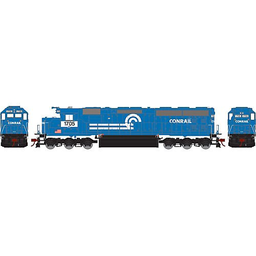 HO SD45-2 w/DCC & Sound, NS #1705 Multi-Colored