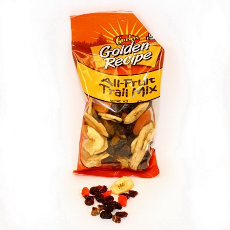 Halloween Trail Mix Recipes ((Price/Case)Golden Recipe 07635 Trail Mix All Fruit 8-6.25)