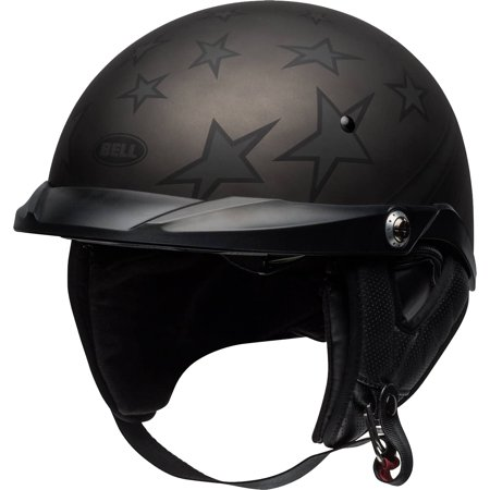 Bell Pit Boss Honor Adult Cruiser Motorcycle Helmet (Bell Motor Cycle Helmet)