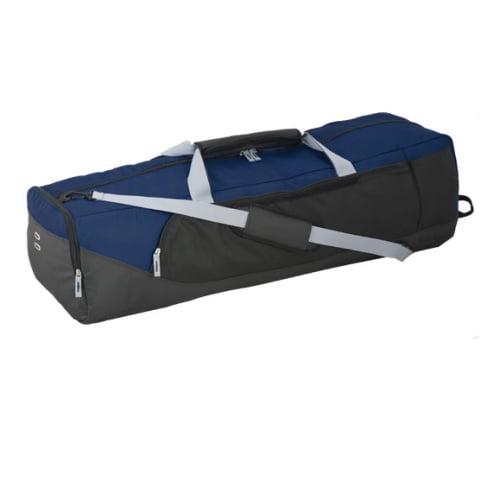 Champion Sports Heavy Duty Lacrosse Equipment Bag Navy by Champion Sports