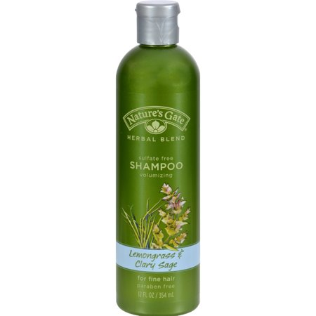 Nature S Gate Herbal Blend Volumizing Shampoo Lemongrass
