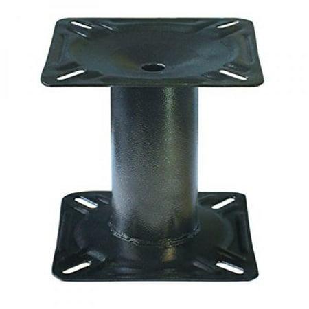 Wise Boat Seat Pedestal, Black, 7-Inch - Walmart com