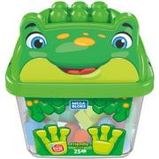 Mega Bloks Friendly Frog Building Blocks 25-Piece Set