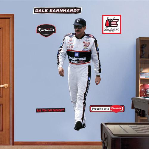 Dale Earnhardt Sr. - Driver 34-34005