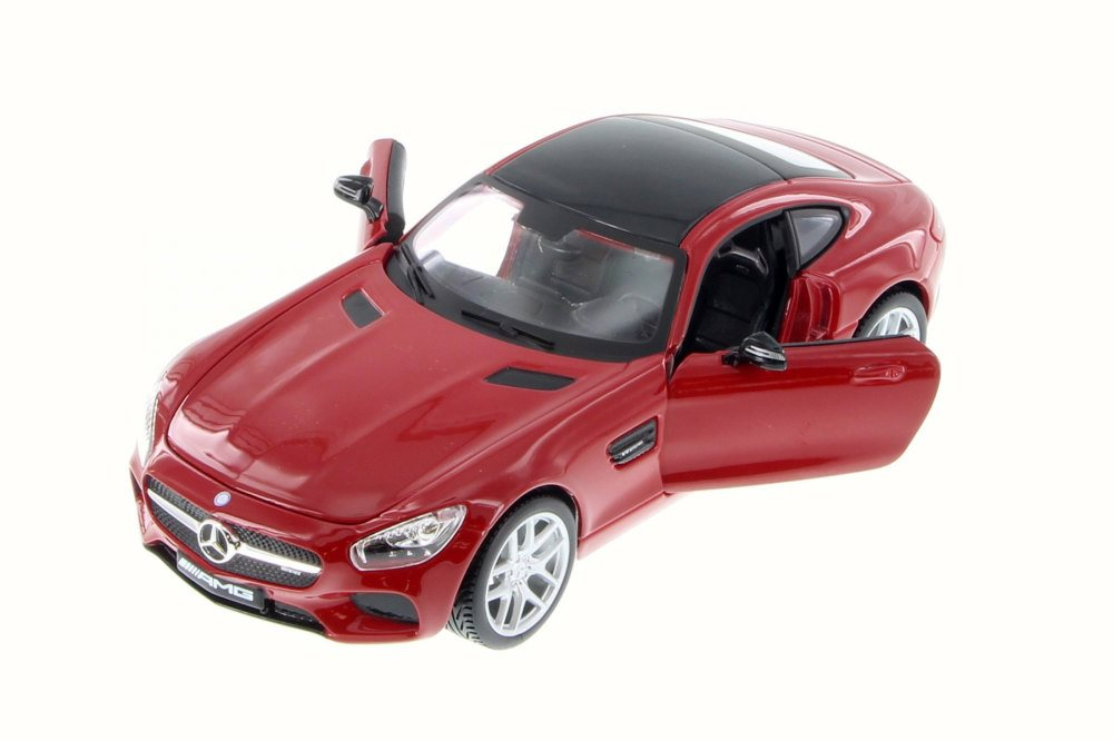 Mercedes-Benz AMG GT, Red Maisto 34134 1 24 Scale Diecast Model Toy Car (Brand but NOT IN... by Maisto
