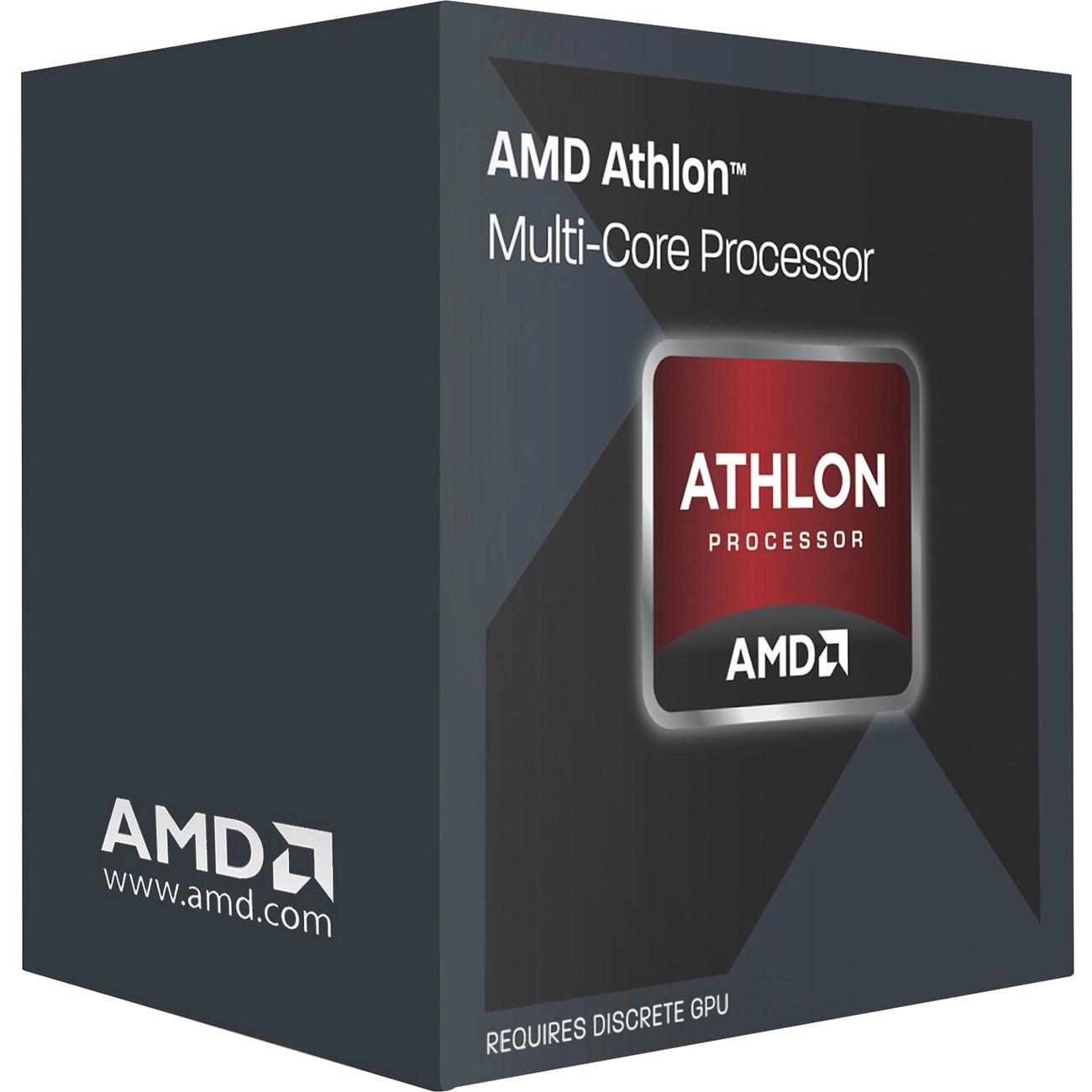 Athlon X4 Quad-core 845 3.5GHz Desktop Processor