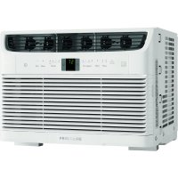 Frigidaire 5,000 BTU 115V Window-Mounted Mini-Compact Air Conditioner with Full-Function Remote Control, White