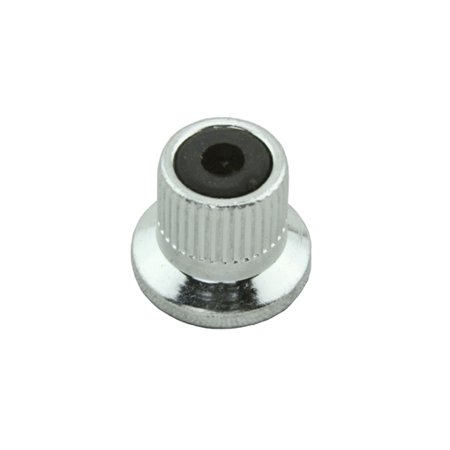 Alloy Quick Release Skewer Nut 5mm Silver.