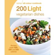 Hamlyn All Colour Cookery: 200 Light Vegetarian Dishes - eBook