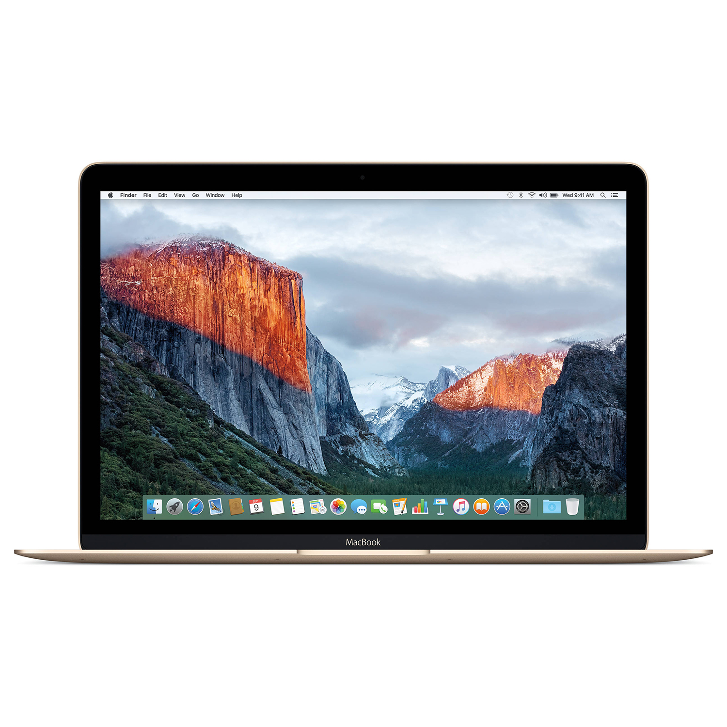 "Apple MacBook 12"" Core m3 8 GB RAM 256 GB flash storage English by Apple"