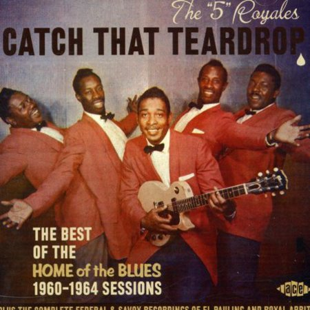 Catch That Teardrop: The Best Of The Home Of The Blues 1960-1964 Sessions (CD)