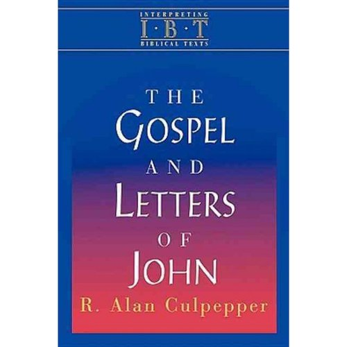 The Gospel and Letters of John