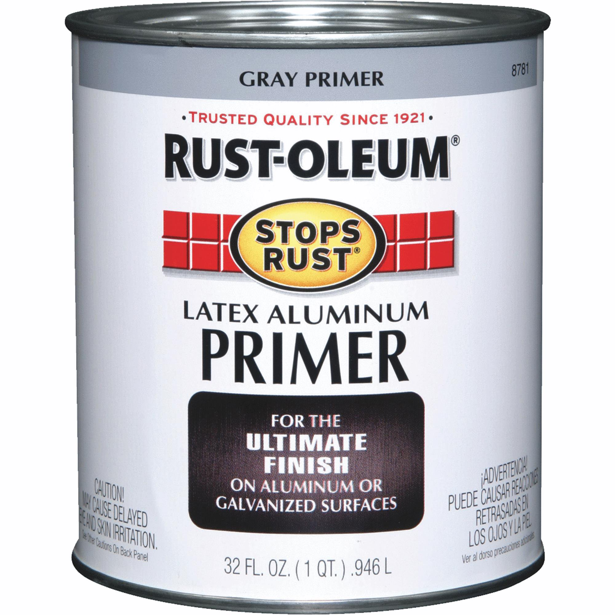 PRIMER ALUM/GALV GRY QT