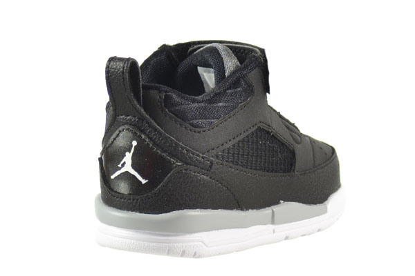 Jordan Flight 9.5 BT Baby Toddlers Shoes Black//White-Cool Grey-Wolf Grey 654977-003