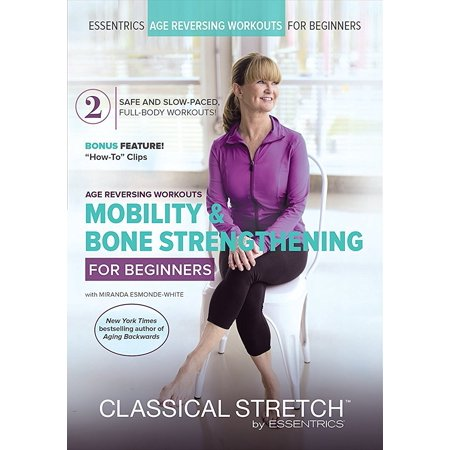 0d1a427d2a Classical Stretch by Essentrics - Age Reversing Workouts  Mobility   Bone  Strengthening for Beginners - Walmart.com