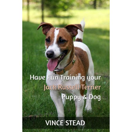 - Have Fun Training your Jack Russell Terrier Puppy & Dog - eBook