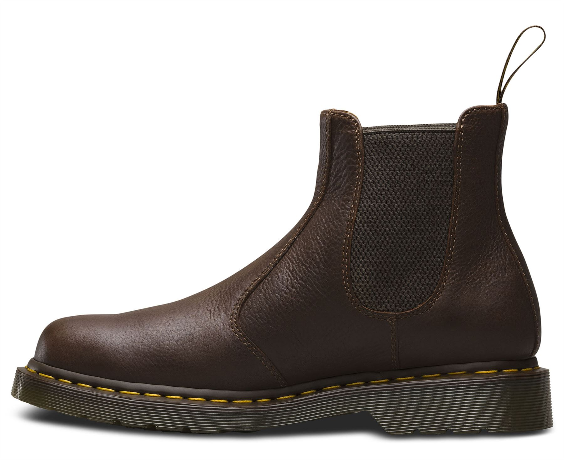 dr martens mens 2976 chelsea dealer premium carpathian leather ankle doc boots (11 uk12 m us, carpathian tan)