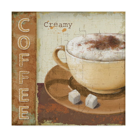 Lovers Canvas (Trademark Fine Art 'Coffee Lovers I' Canvas Art by Lisa Audit )