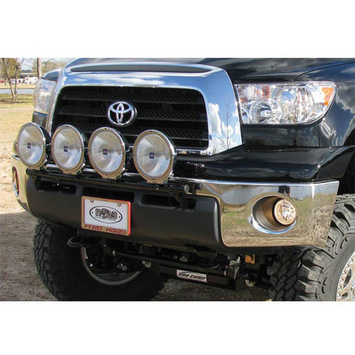 N-Fab Inc T074Lb 07-13 Tundra Pre-Runner Light Bar, Black Powder Coated by N-FAB INC