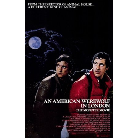 An American Werewolf In London  1981  11X17 Movie Poster