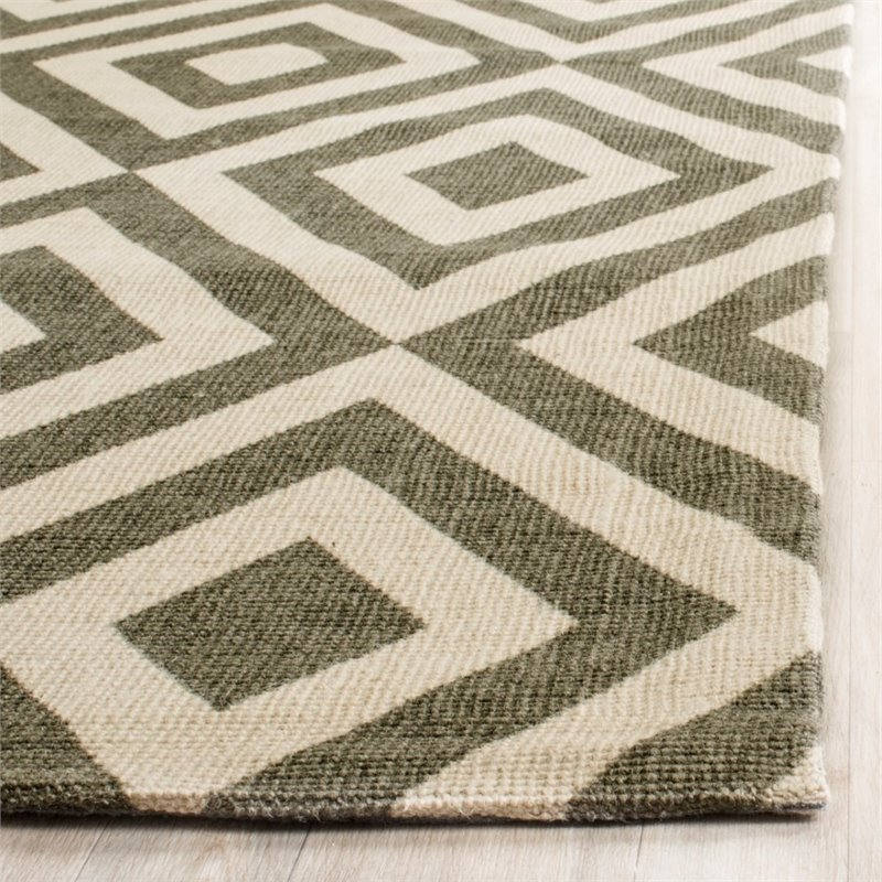 Safavieh Cedar Brook 5' X 8' Handmade Jute Pile Rug in Ivory and Gray - image 4 of 8