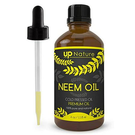 The Best Neem Oil for Hair Skin & Body Moisture Treatment By