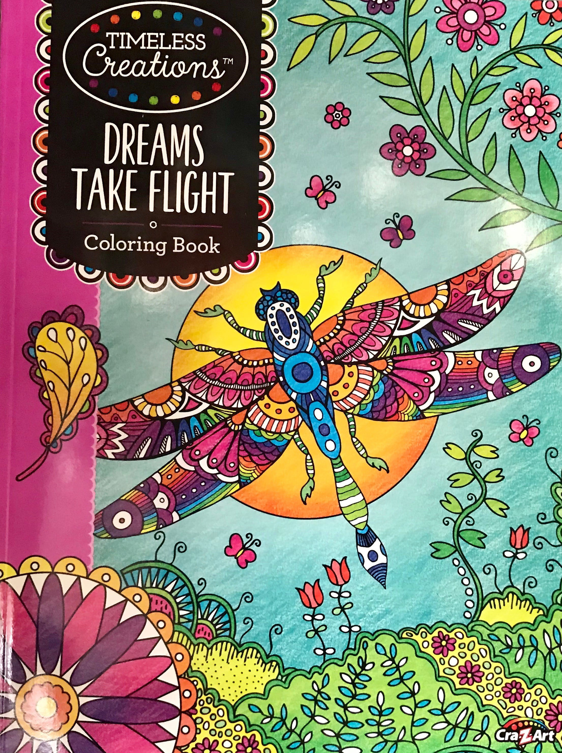 Timeless Creations Dreams Take Flight 64 Page Premium