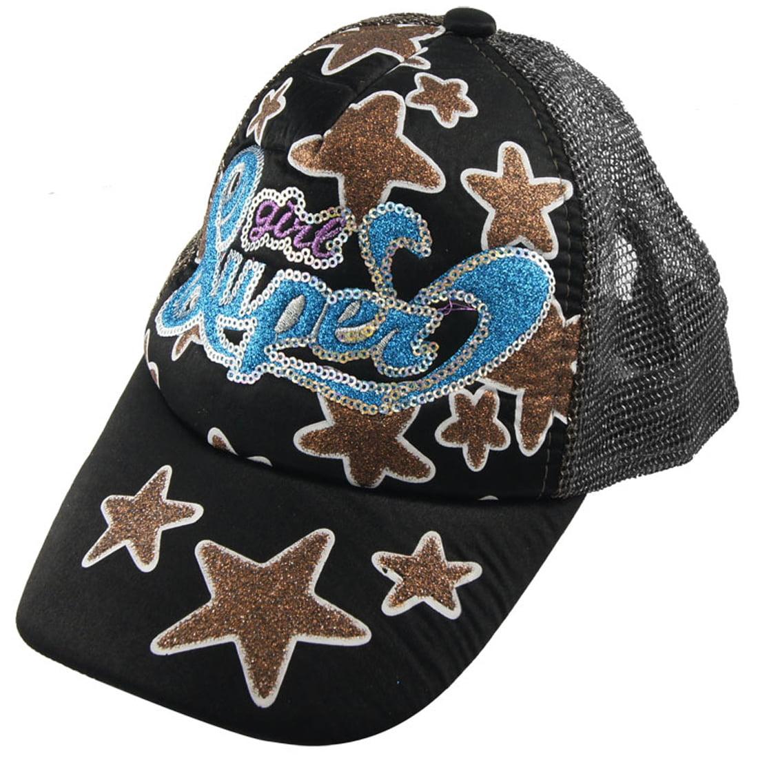 Unique Bargains Brown Five Point Star Adjustable Band Mesh Sun ... 8f7a2624a1e