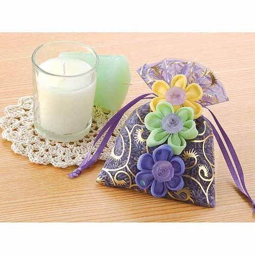 Clover Kanzashi Flower Maker Small Size Multiple Options