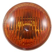 GE  4415A - 35w 12.8v PAR36 Amber Sealed Beam Bulb