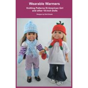 Wearable Warmers, Knitting Patterns fit American Girl and 18-Inch Dolls - eBook