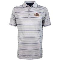Cleveland Cavaliers Antigua Gravity Polo - Gray/Navy