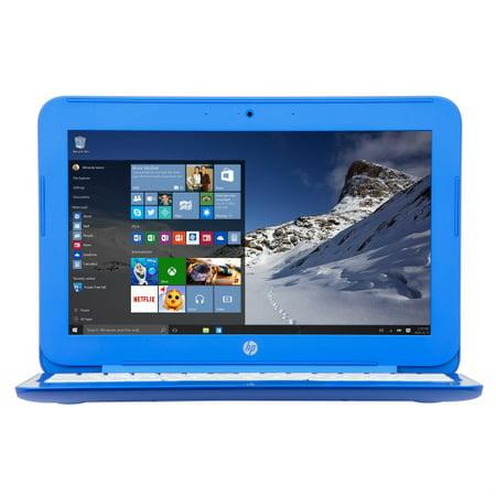 """HP 11-R010NR 11.6"""" Intel Celeron N3050 1.60GHz 2GB RAM 32GB Windows 10 Notebook"""