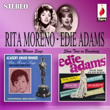 Moreno, Rita & Edie Adams : Rita Moreno Sings/Show Time on Broadway