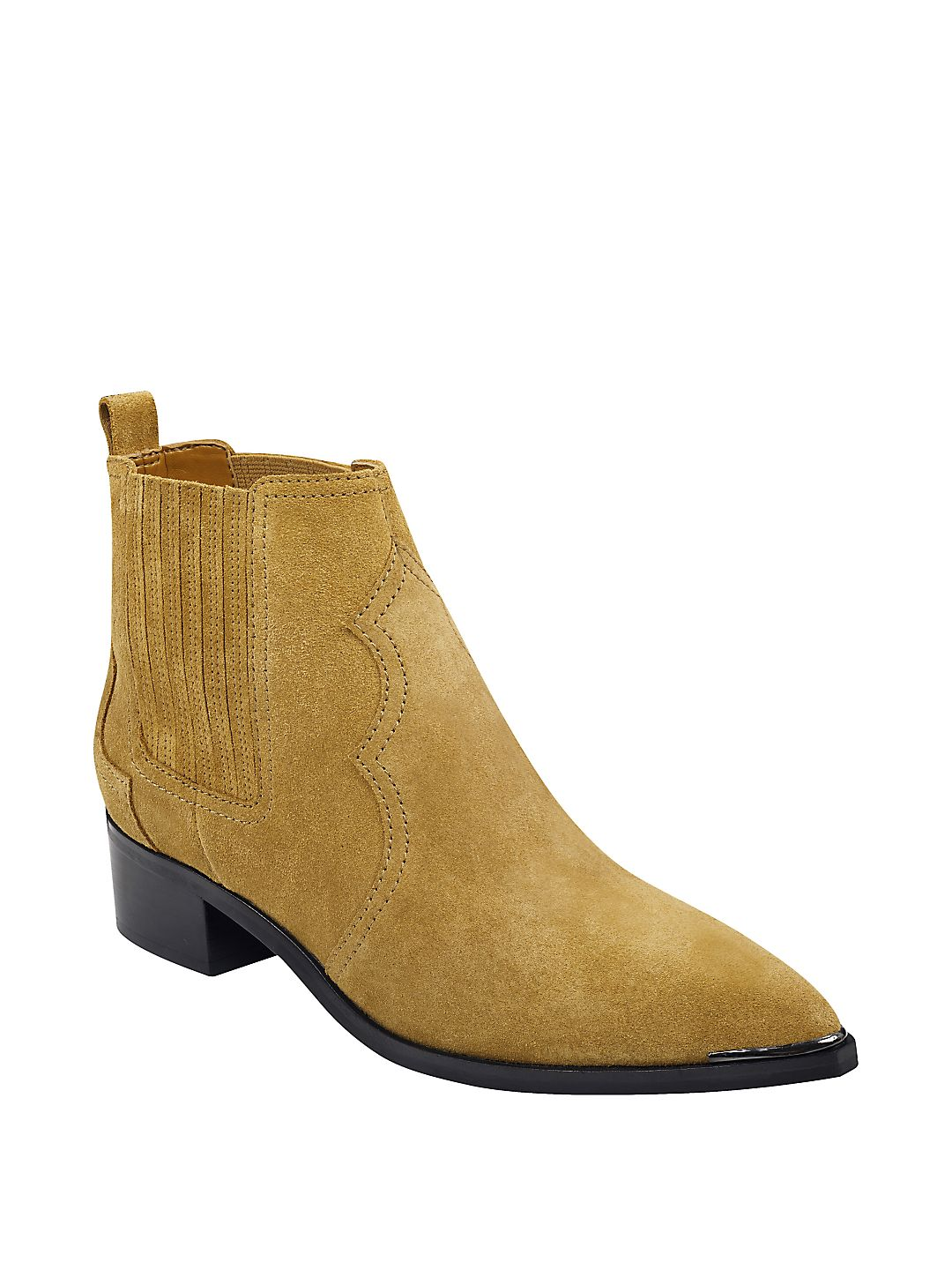 Yohani Suede Booties