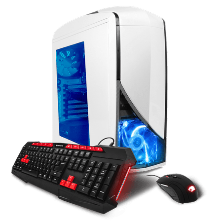 iBUYPOWER Phantom Gamer WA502i Desktop PC with Intel Kaby Lake Core i7-7700  Processor, 16GB Memory, 1TB Hard Drive and Windows 10 Home (Monitor Not