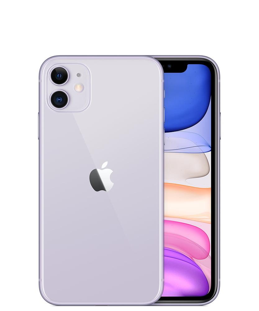 iPhone 11 128GB Purple (Verizon) Refurbished A+ - Walmart ...
