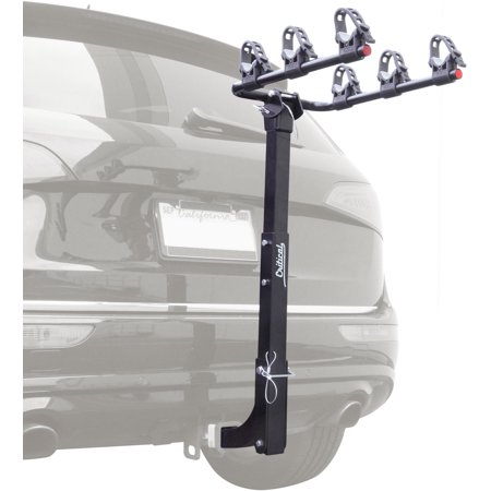 Critical Cycles Lenox 3-Bike Hitch Mount Rack with 2-Inch Receiver ()