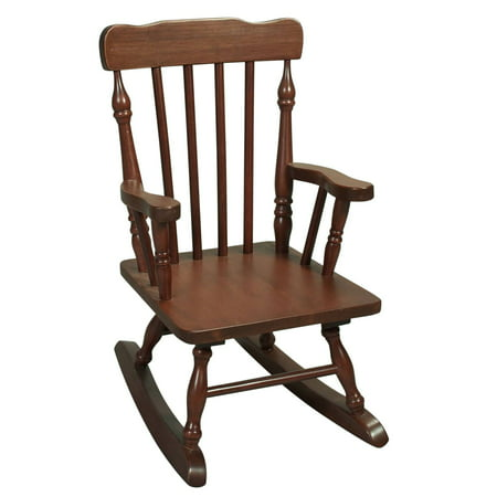 child colonial rocking chair
