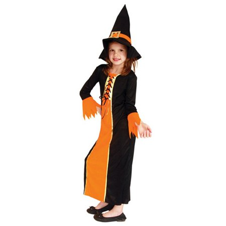 Adorable Halloween Costumes (stylesilove Adorable Little Girls Halloween Costume Party Cosplay Dress (M/4-6 Years, Naughty Witch)