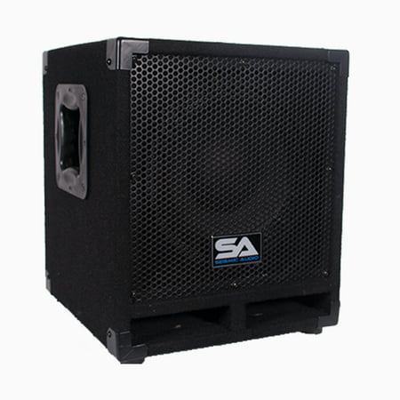 Pro Power Speaker Cabinet (Seismic Audio Powered 10