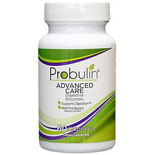 Advanced Care Enzymes Par Probulin - 60 Capsules