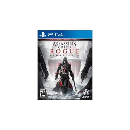 Assassin S Creed Rogue Remastered Ps4 Walmart Com
