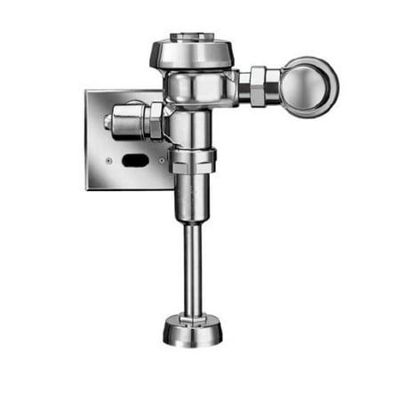 Sloan 186-0.5 ES-S Exposed, Eco Friendly (0.5 gpf/1.9 Lpf), Sensor Operated Royal? Model Urinal Flushometer, for 3/4