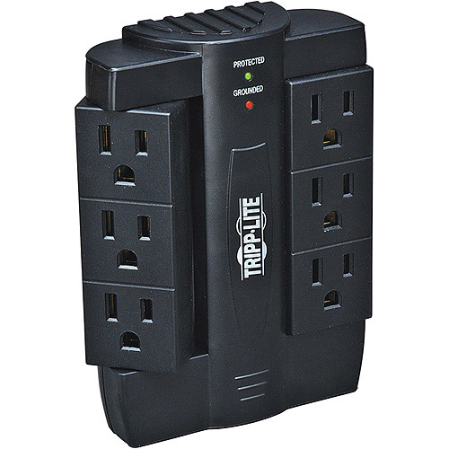 Tripp Lite Protect It! 6-Outlet Surge Protector